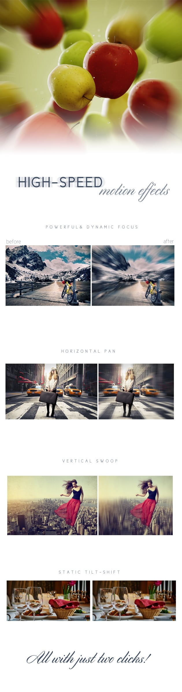 150 Magnificent Photoshop Actions + Bonus – Only $19