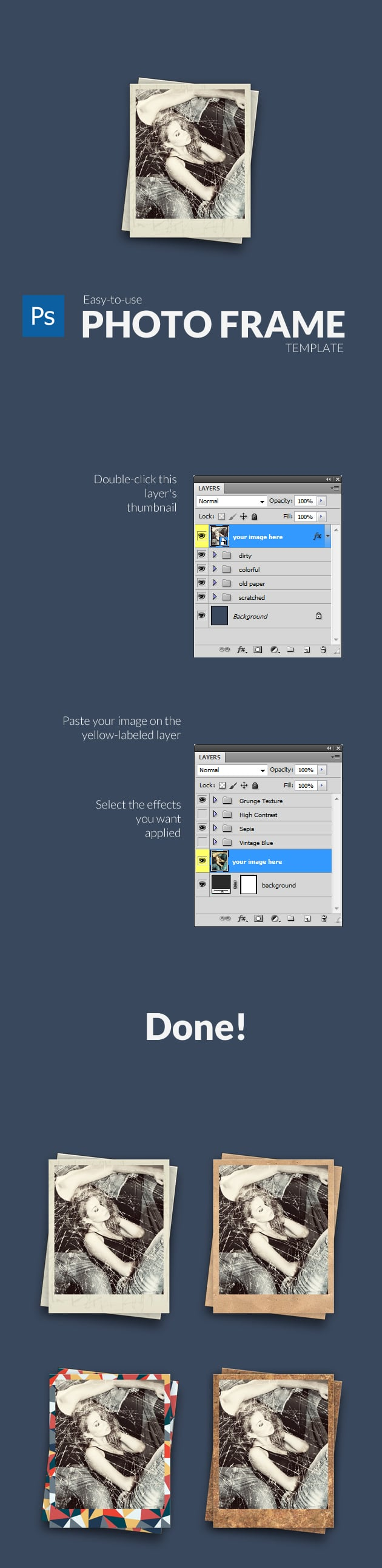 Magnificent Photoshop Actions