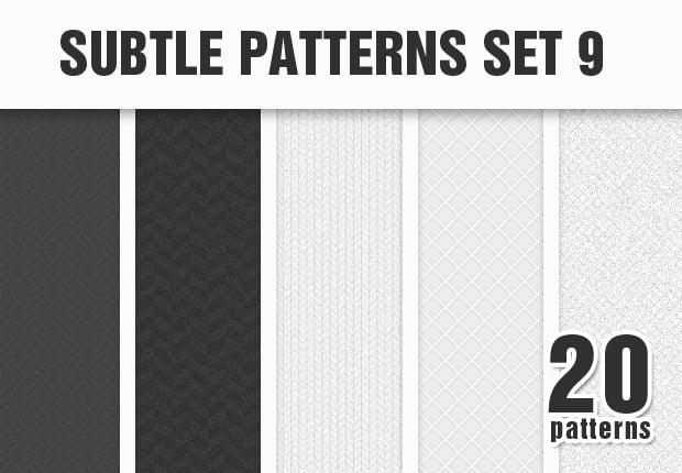 The Web Design Mega Set – Hundreds of Premium Resources for Only $19 - designtnt patterns subtle 9 small