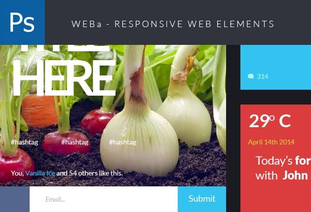 The Web Design Mega Set – Hundreds of Premium Resources for Only $19 - designtnt web Weba small