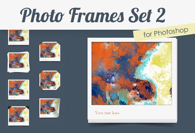 The Web Design Mega Set – Hundreds of Premium Resources for Only $19 - designtnt web photo frames 2 small