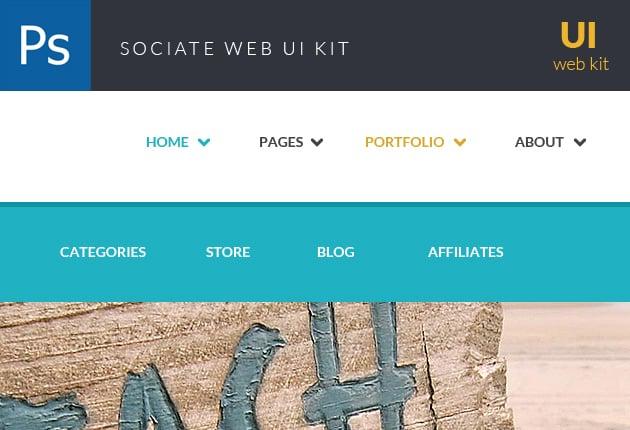 The Web Design Mega Set – Hundreds of Premium Resources for Only $19 - designtnt web sociate small