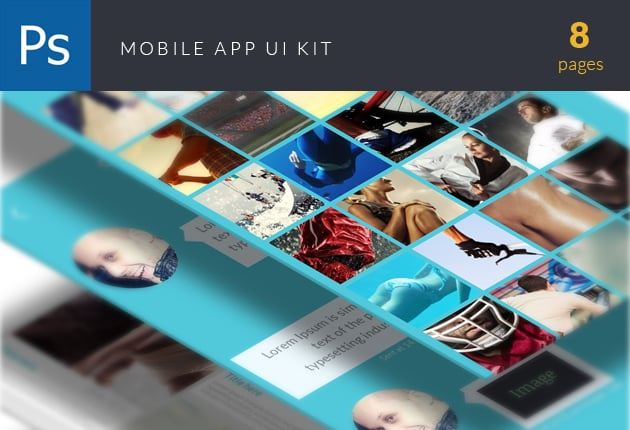 The Web Design Mega Set – Hundreds of Premium Resources for Only $19 - designtnt web ui mobile app preview small