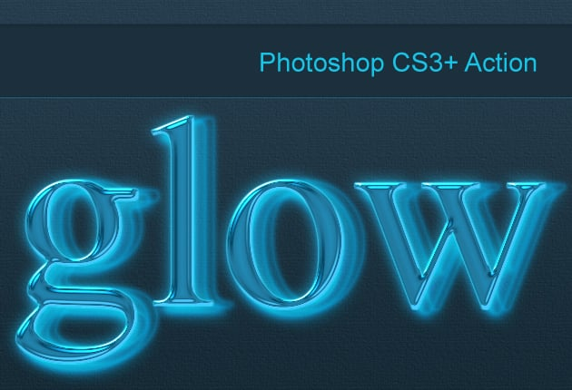 Get 327 Premium Photoshop Text Styles for Just $24 - neon glow effect