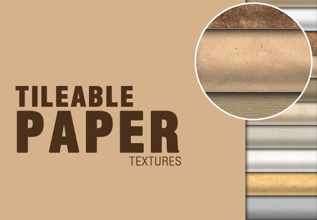 The Web Design Mega Set – Hundreds of Premium Resources for Only $19 - tileable paper textures small