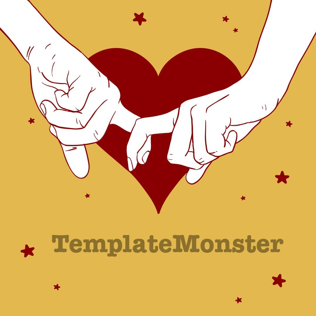 10 Valentine's Day Instagram Banners