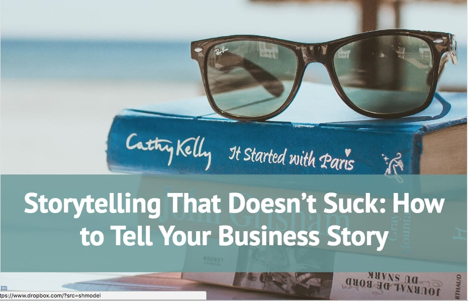 How to Tell Your Business Story [Free eBook] - 000