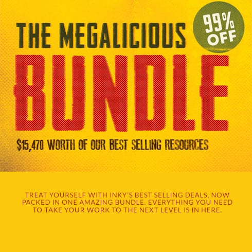 Megalicious Bundle – $15,000+ worth of Best Selling Resources at only $20 - 490x490 9