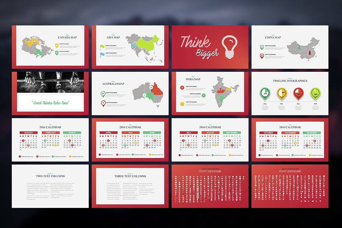 20 Powerpoint Templates with 81% OFF - Apollo 02