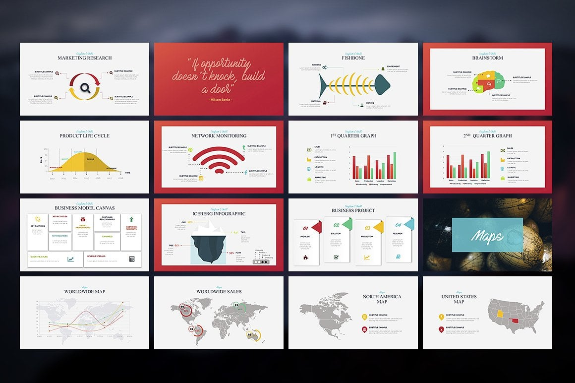 20 Powerpoint Templates with 81% OFF - Apollo 03
