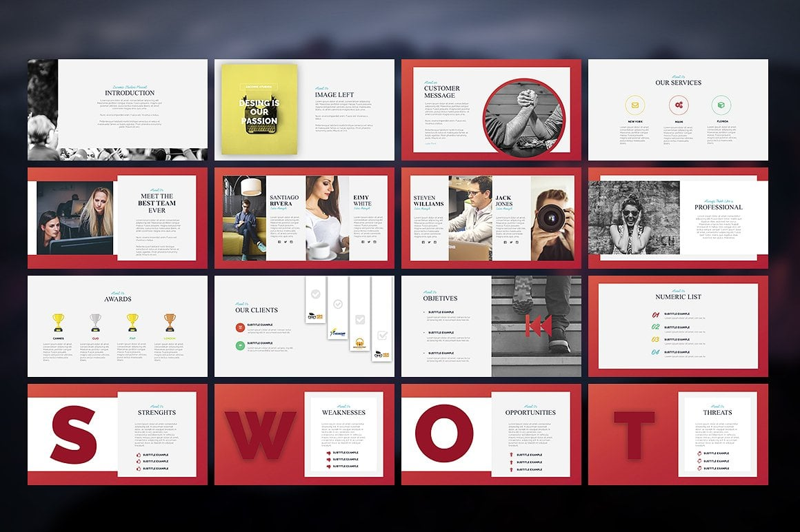 20 Powerpoint Templates with 81% OFF - Apollo 05