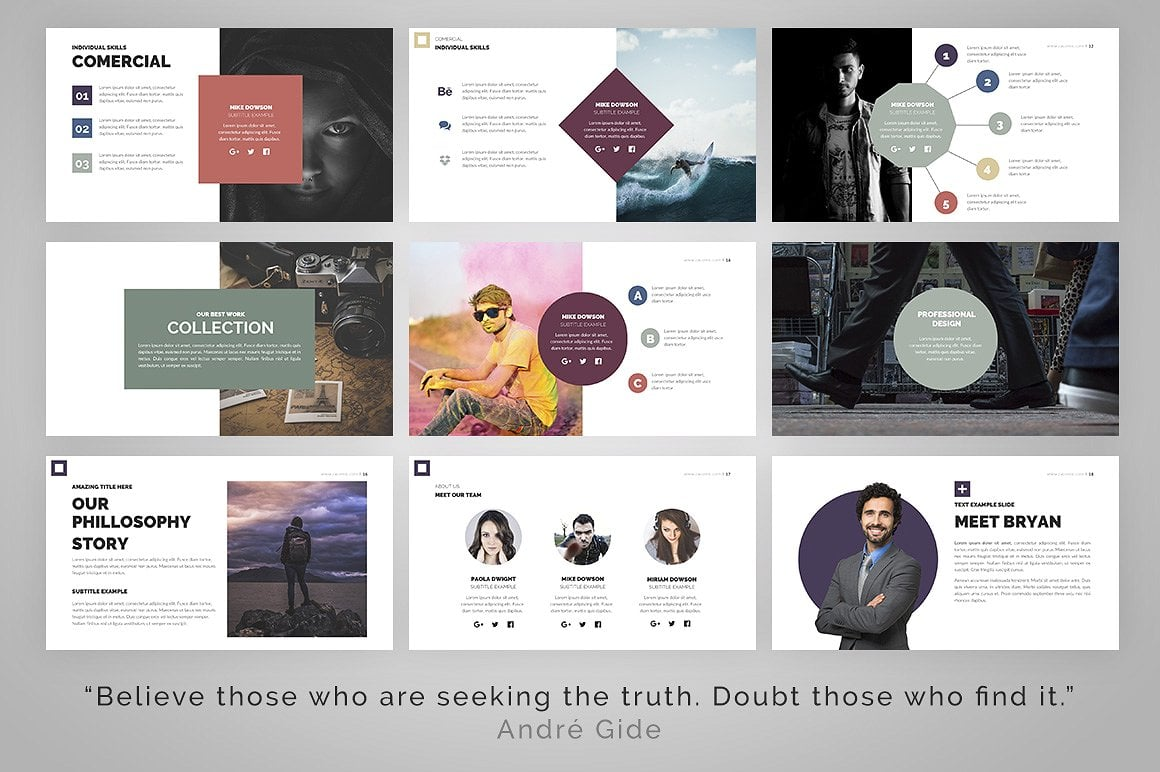 20 Powerpoint Templates with 81% OFF - Beta 04