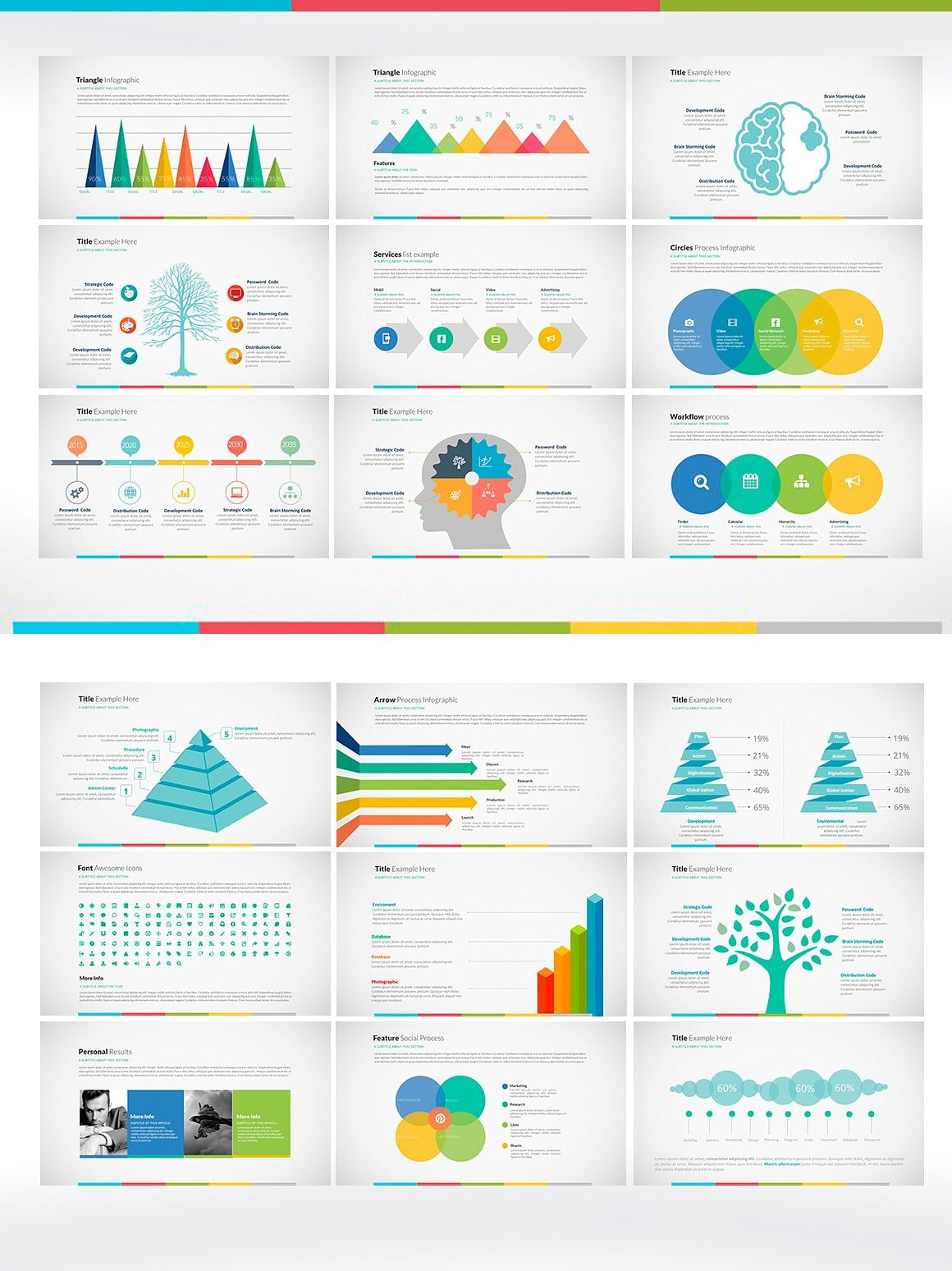 20 Powerpoint Templates with 81% OFF - Big Pitch 03