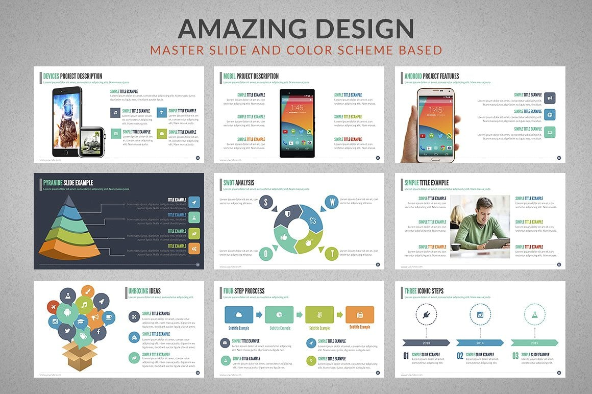 20 Powerpoint Templates with 81% OFF - Chartop 08