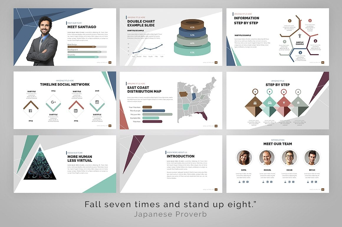 20 Powerpoint Templates with 81% OFF - Delta 03