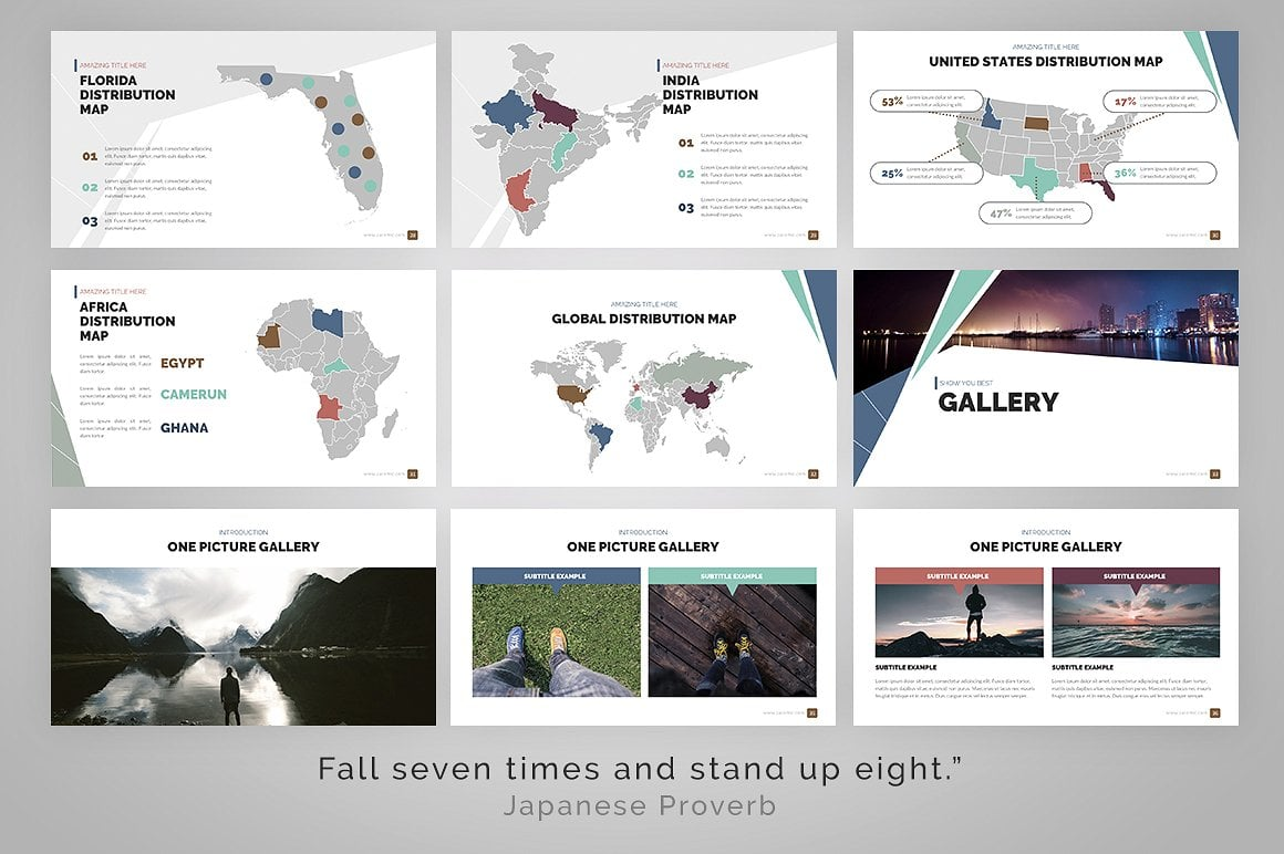 20 Powerpoint Templates with 81% OFF - Delta 07