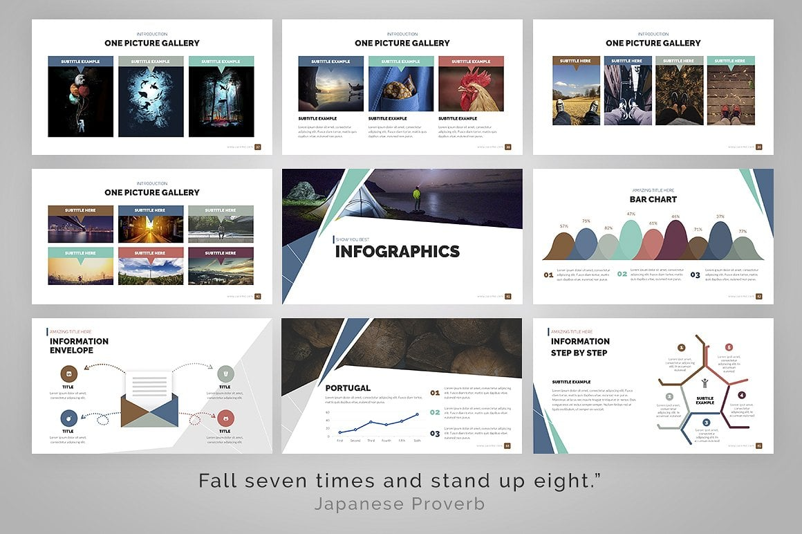 20 Powerpoint Templates with 81% OFF - Delta 08