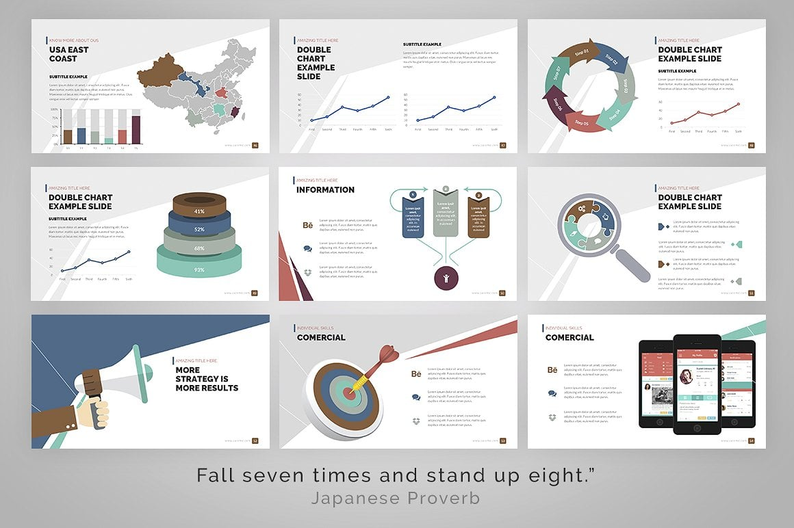 20 Powerpoint Templates with 81% OFF - Delta 09