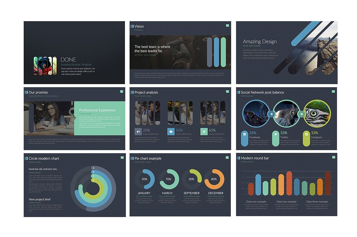 20 Powerpoint Templates with 81% OFF - Done 02