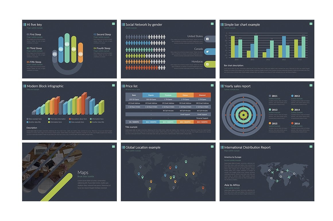20 Powerpoint Templates with 81% OFF - Done 04
