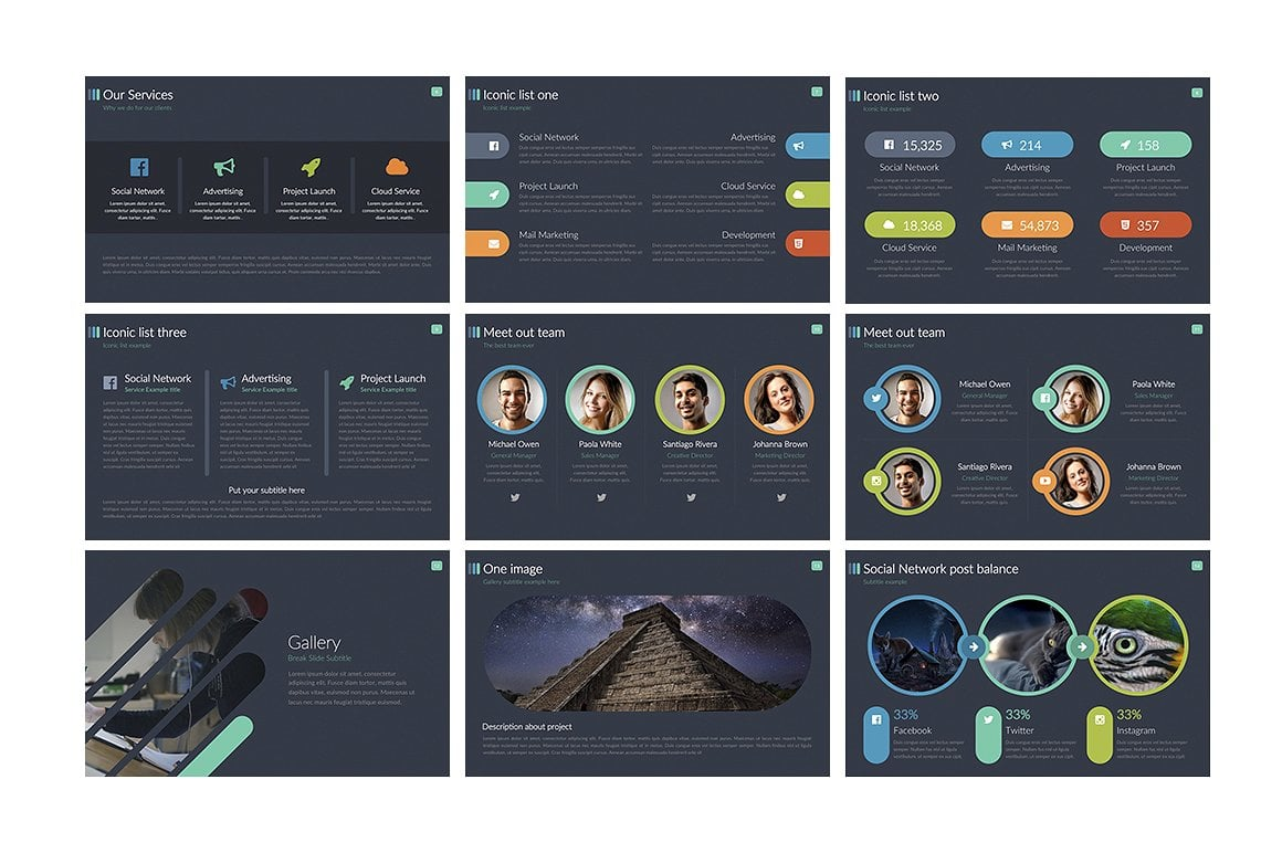 20 Powerpoint Templates with 81% OFF - Done 05
