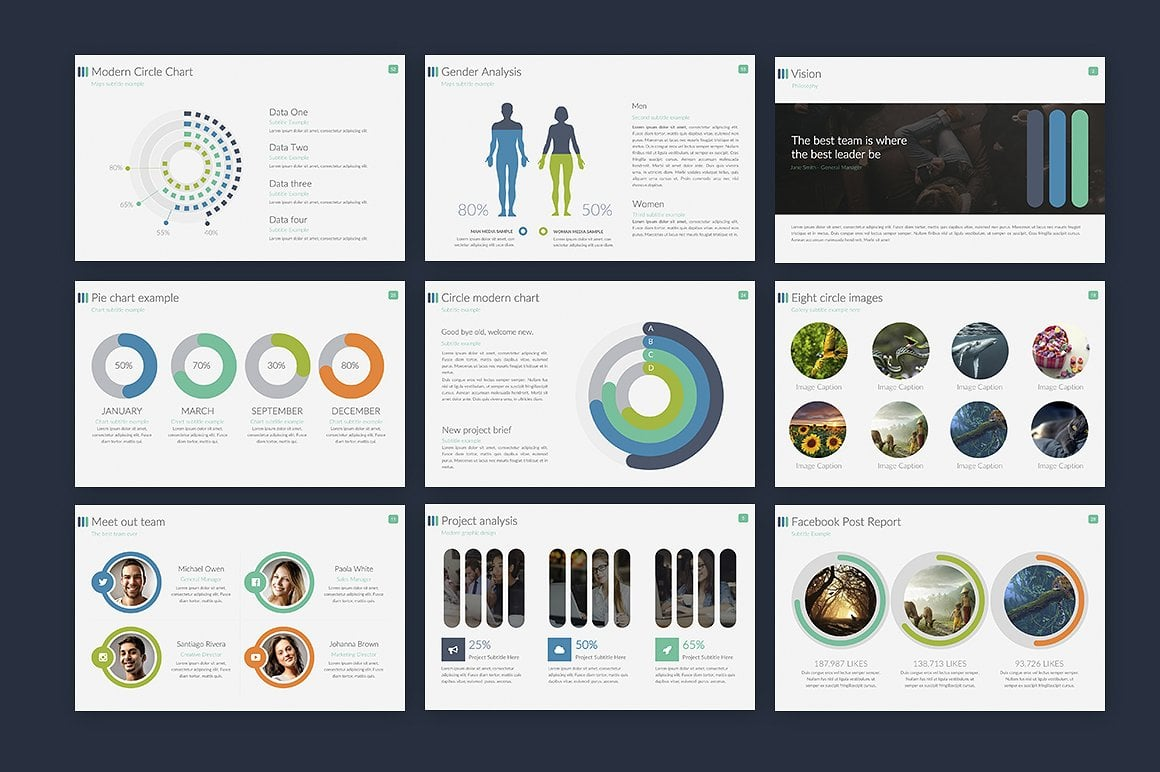 20 Powerpoint Templates with 81% OFF - Done 07