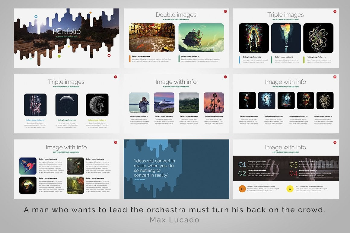 20 Powerpoint Templates with 81% OFF - Epsilon 07