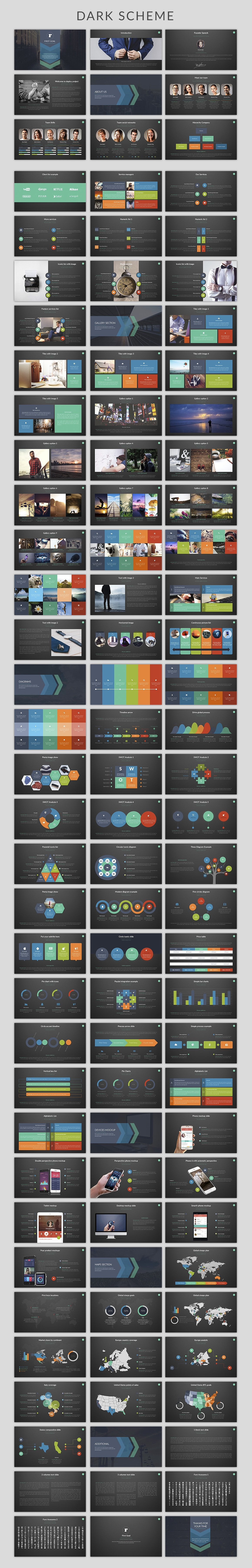 20 Powerpoint Templates with 81% OFF - First Goal 02