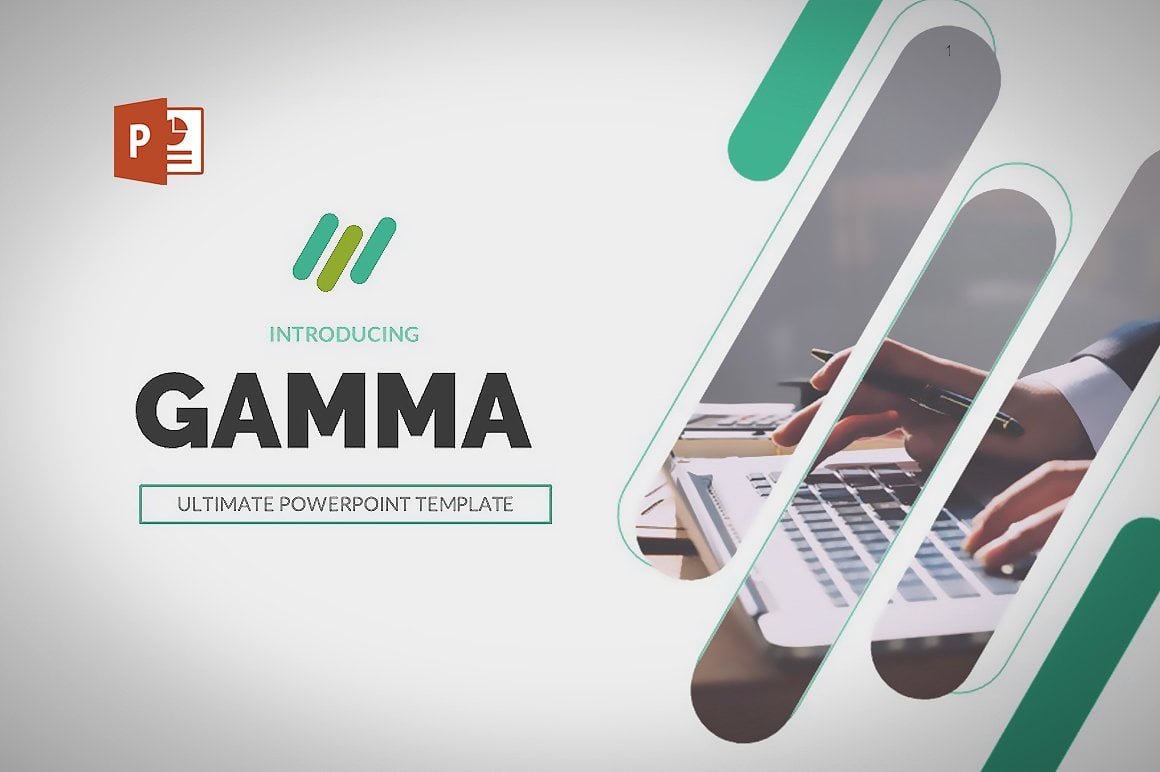 20 Powerpoint Templates with 81% OFF - Gamma 01