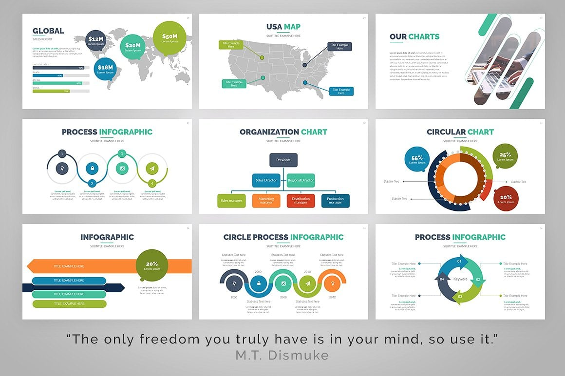 20 Powerpoint Templates with 81% OFF - Gamma 06