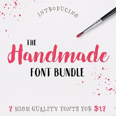 Handmade_font_bundle_1