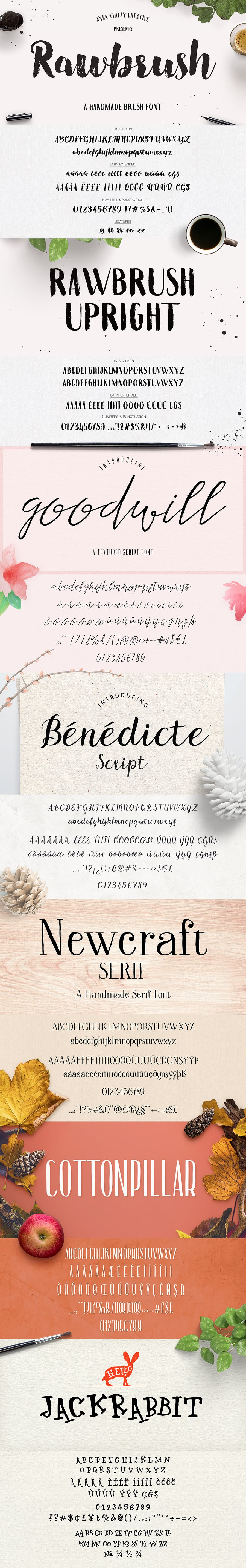 Art, delicate and cute font with flowers in elegant color.