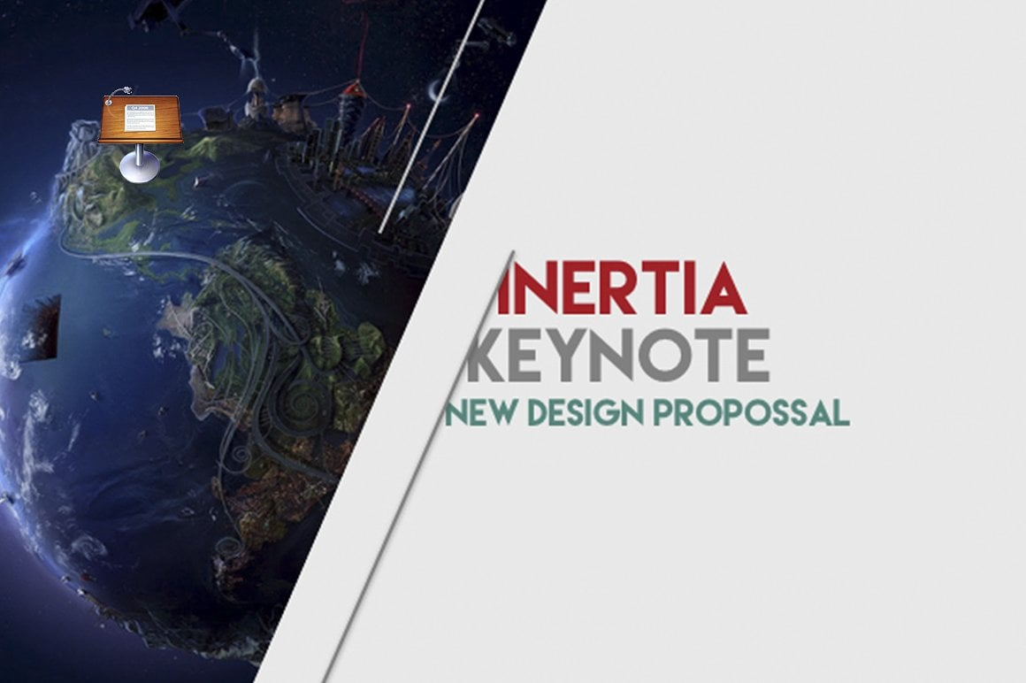 20 Powerpoint Templates with 81% OFF - Inertia 01