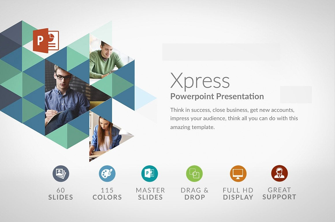 20 Powerpoint Templates with 81% OFF - Xpress 01