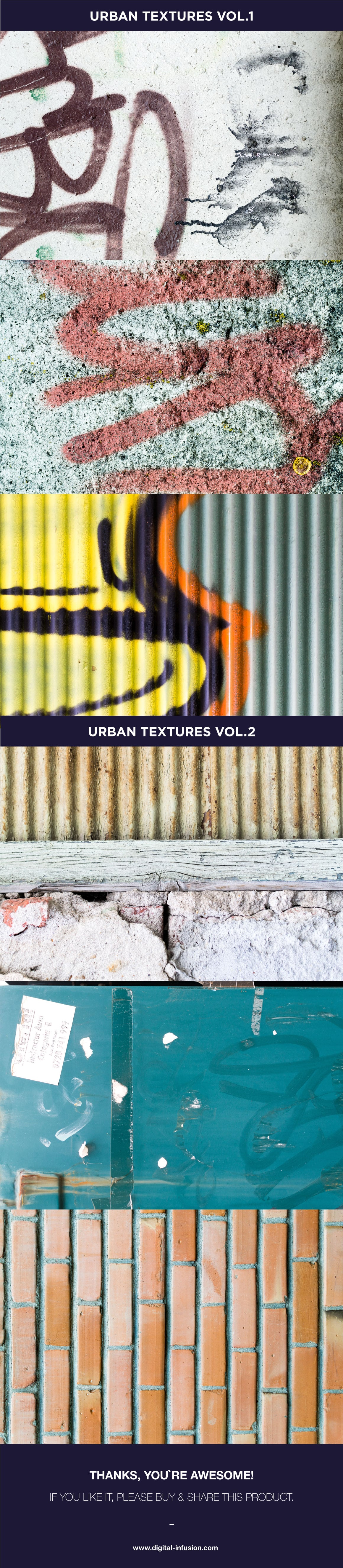 The Ultimate Texture Pack: 140+ files in 8 different collections. - full 3