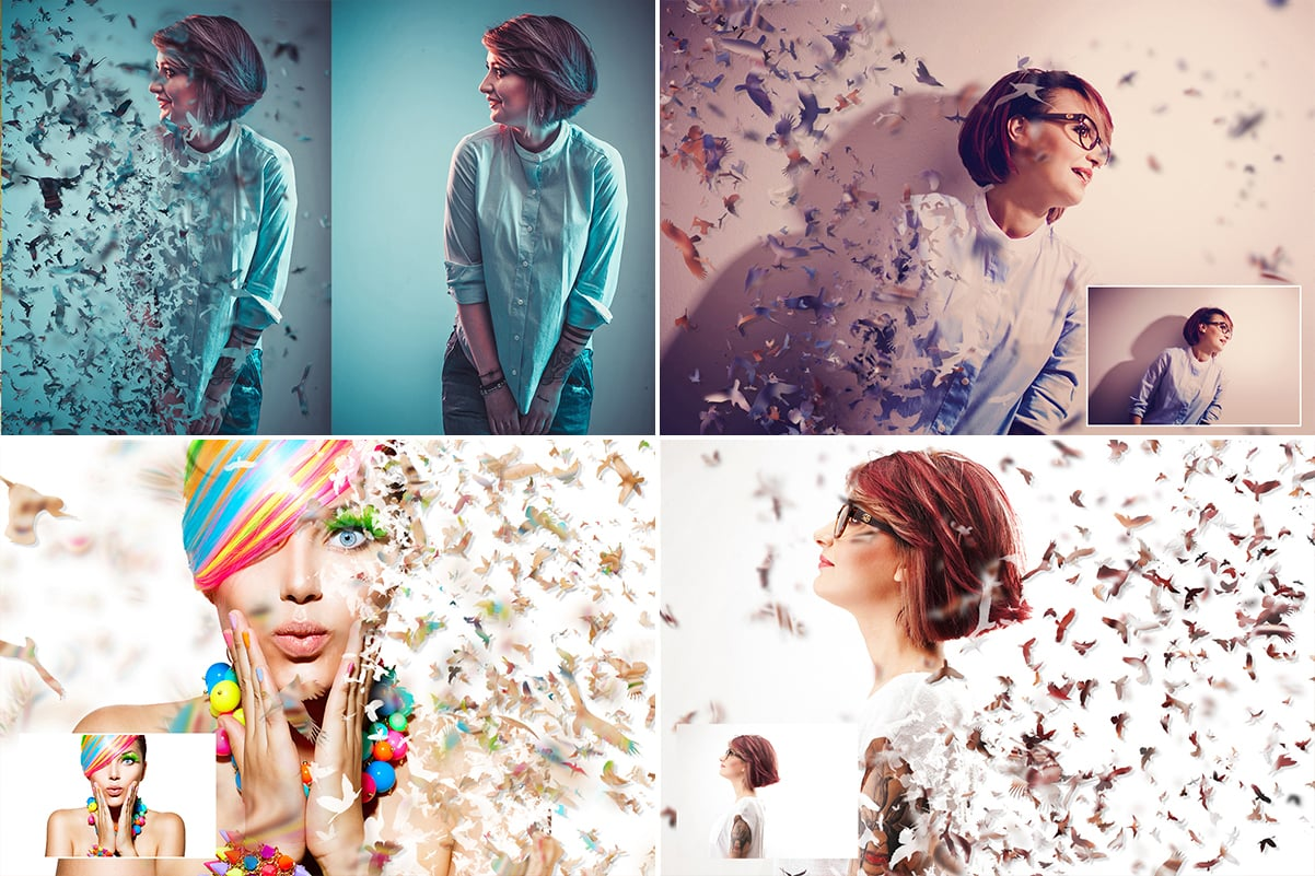38 Dispersion PhotoShop Actions with 50% OFF - 11 1