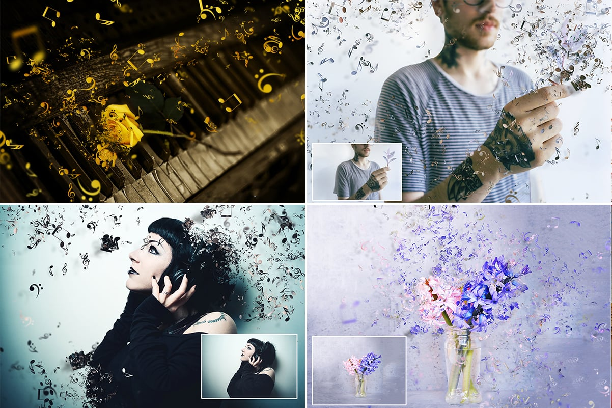 38 Dispersion PhotoShop Actions with 50% OFF - 16