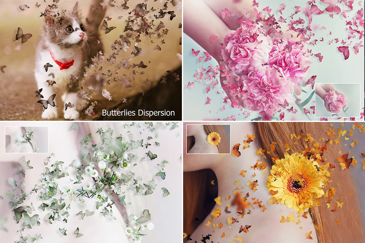 38 Dispersion PhotoShop Actions with 50% OFF - 19