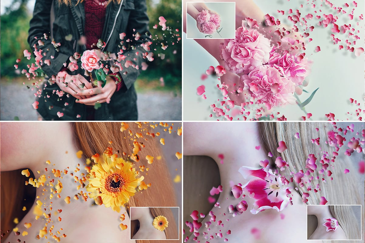 38 Dispersion PhotoShop Actions with 50% OFF - 2 2