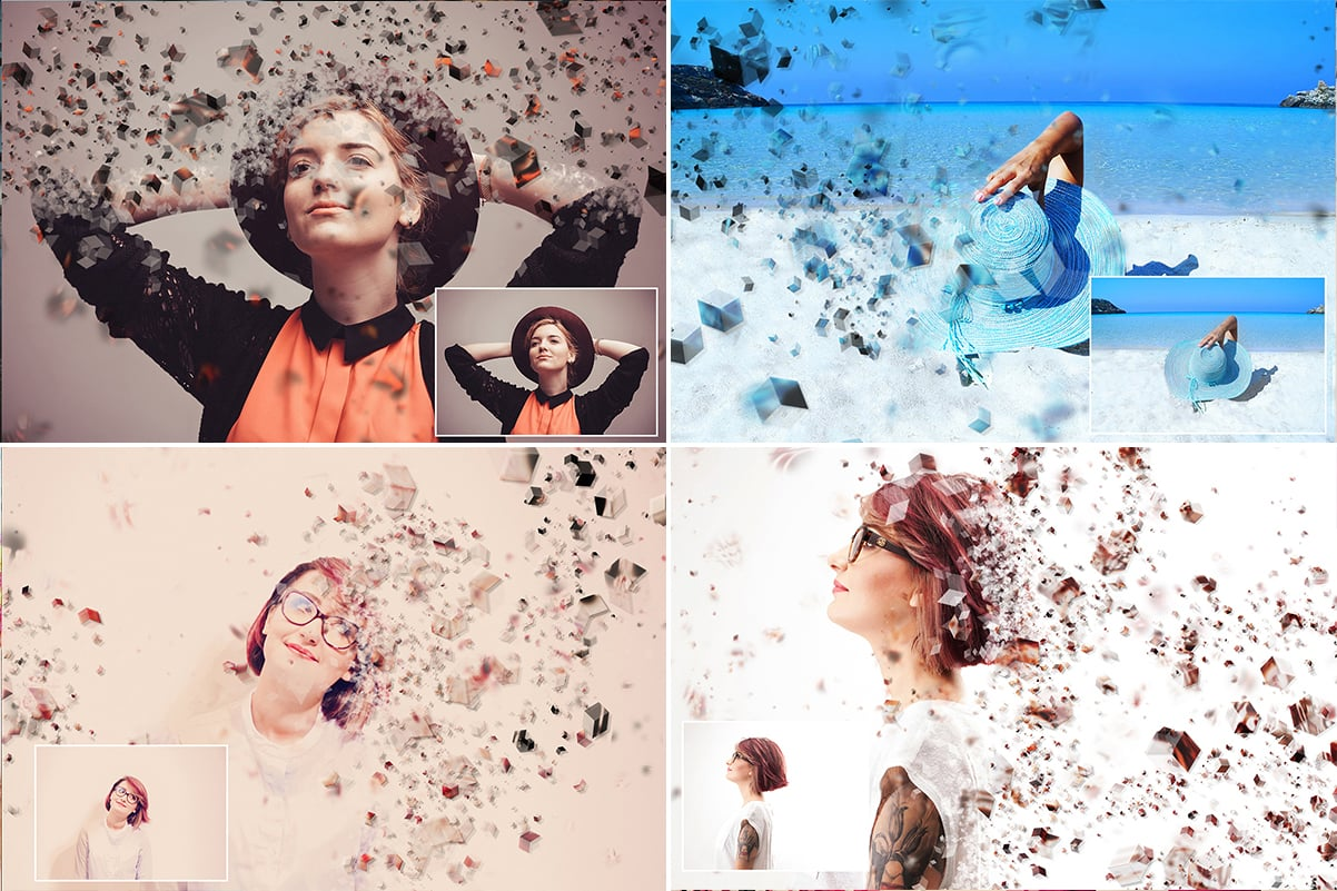 38 Dispersion PhotoShop Actions with 50% OFF - 22 1
