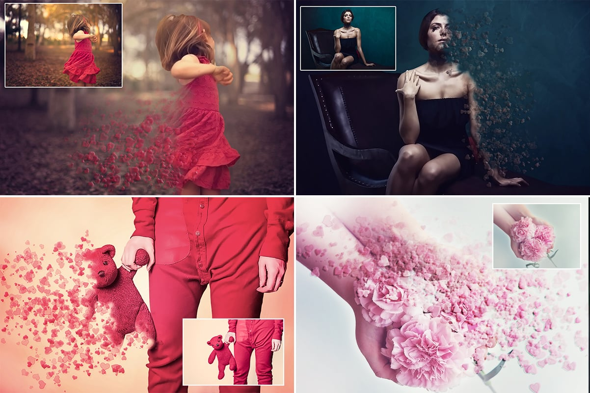 38 Dispersion PhotoShop Actions with 50% OFF - 26