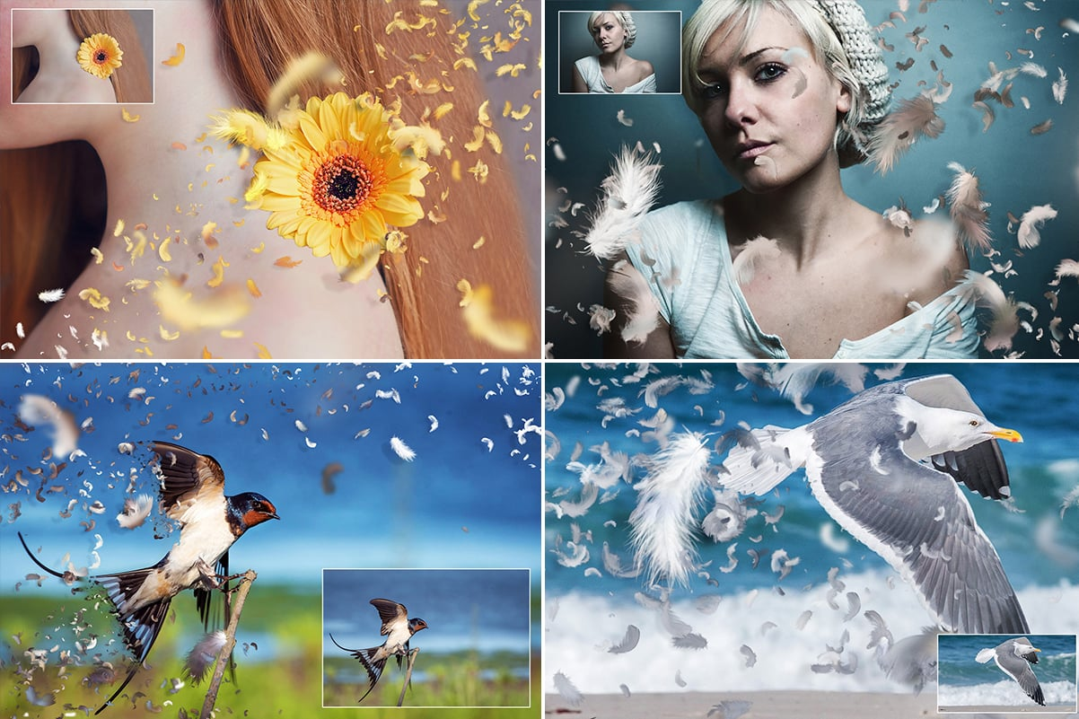38 Dispersion PhotoShop Actions with 50% OFF - 6