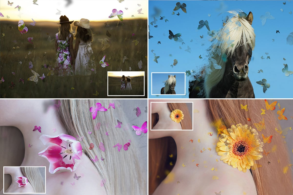 38 Dispersion PhotoShop Actions with 50% OFF - 7