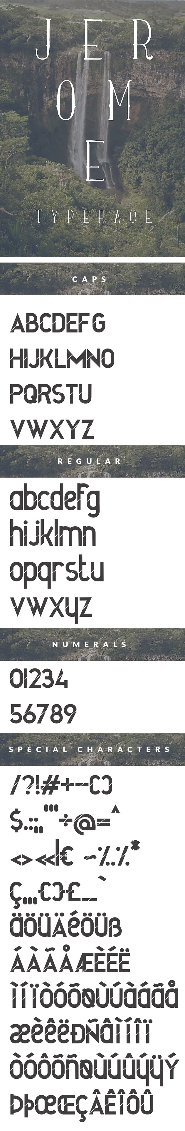 198 Fully Editable Typography Presets