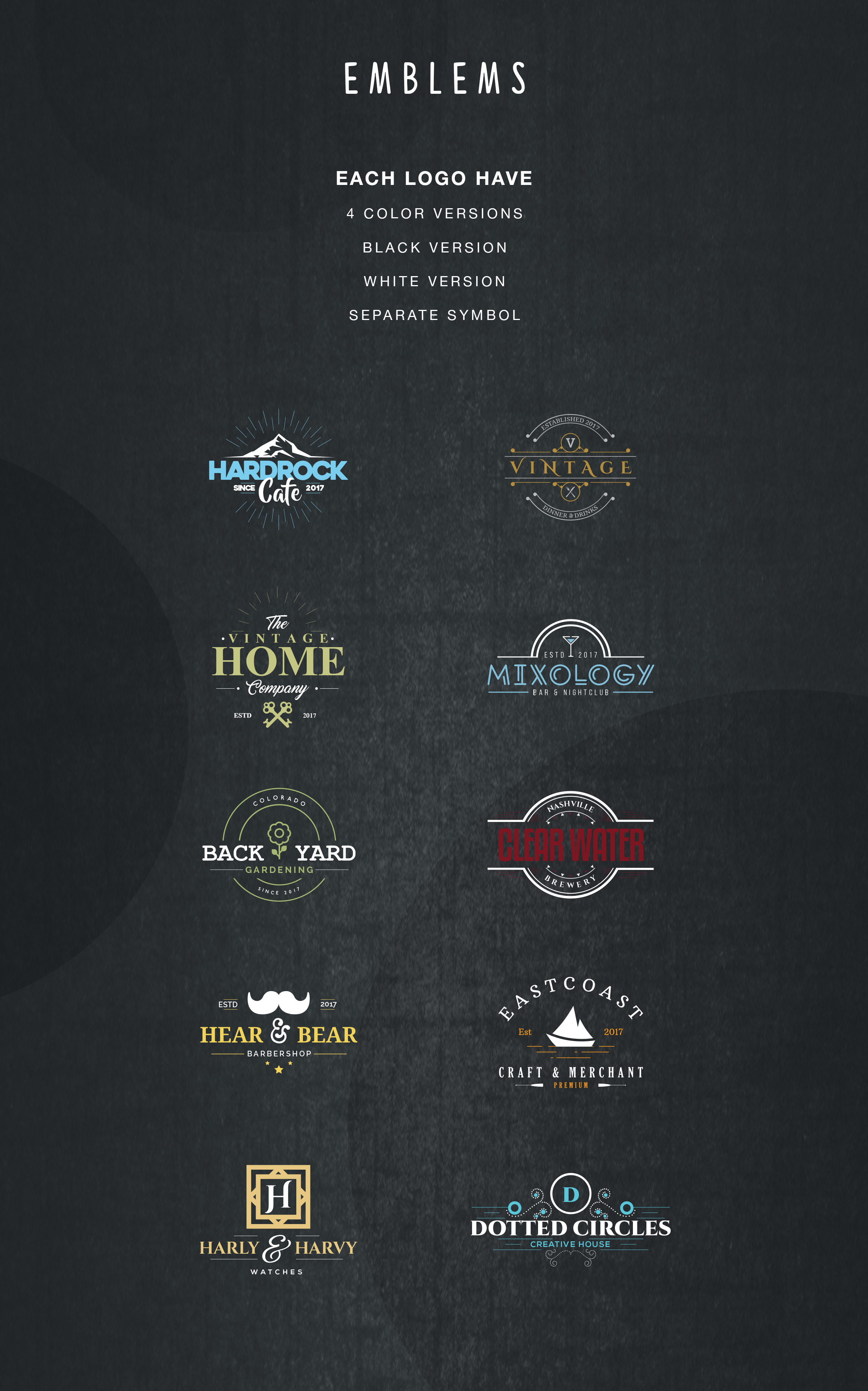 2240 Logo Combinations: Colors Creation Kit - Layer 9