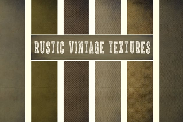 The Ultimate Creative Bundle - Rustic Vintage Background Textures Main Preview