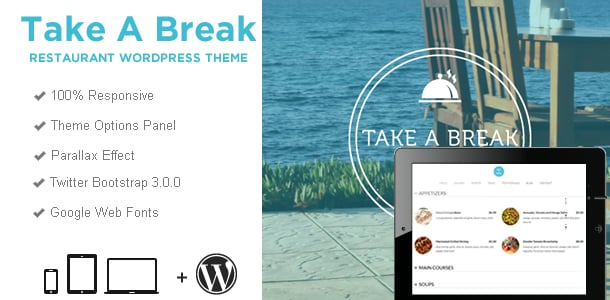 100 Premium WP Themes, Bootstrap Templates, HTML5 Apps & More – Only $29 - takeabreak wp wide