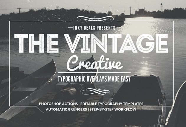 The Ultimate Creative Bundle - vintage creative 630