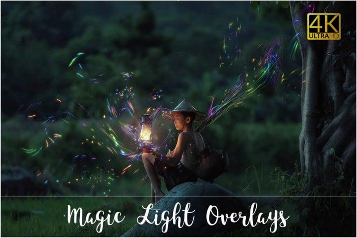 320 Fantasy Overlays