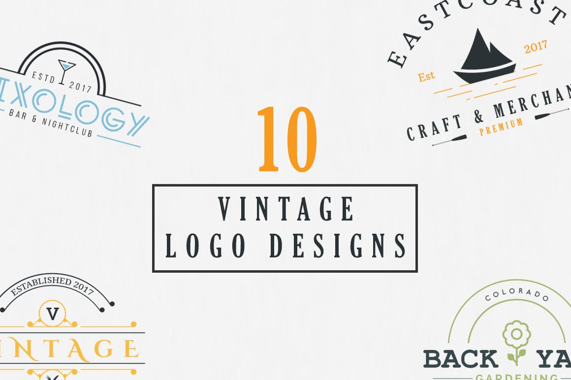 4 in 1 Logo Design Bundle - The sky is the limit - 1 1